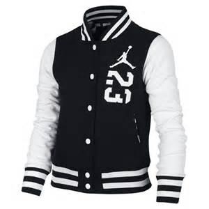 Jordan b23 varsity girls bomber jacket from nike things i