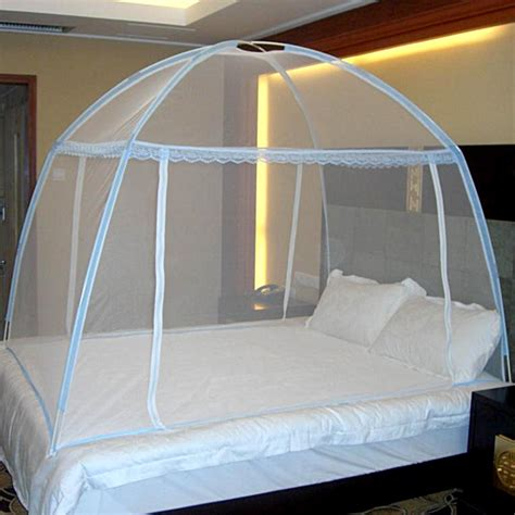 buy unique twist fold mosquito net for bed