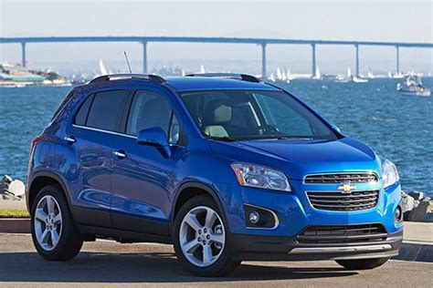 chevrolet trax review