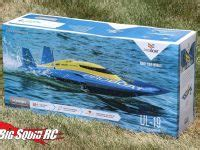 rc jet boat unboxing pro boat 171 big squid rc rc car and truck news reviews