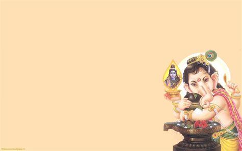 desktop themes hindu gods ganesh backgrounds wallpaper cave