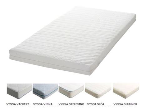 Ikea Recalls 169 000 Vyssa Crib Mattresses Due To Risk Of Crib Mattress Recalls