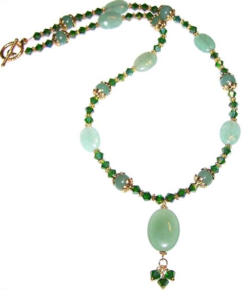 beaded jewelry emerald elegance beaded jewelry set