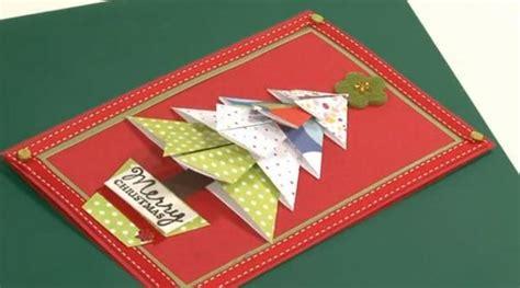 Handmade Pop Up Cards Tutorials - sch 246 ne weihnachtskarten selber basteln mehr als 100