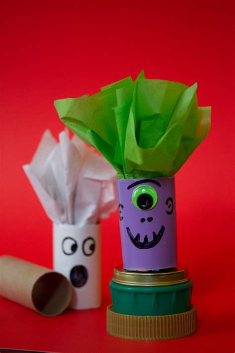 Wrapping Paper Crafts - 10 wrapping paper crafts to use up that gift wrap