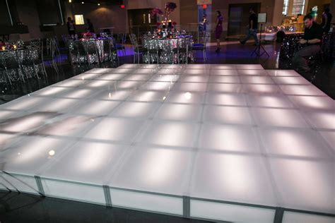 Light Up Floor by Light Up Floors Millennium Productions