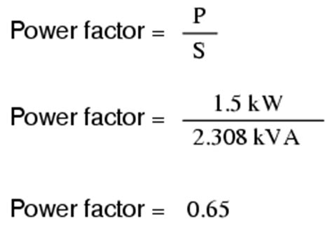 power factor correction equation practical power factor correction p3 news p3