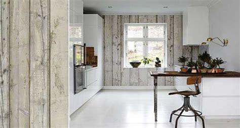 Beau Beton Cire Sur Carrelage Mural Cuisine #3: papier-peint-cuisine-20-exemples-deco-pour-choisir.jpg