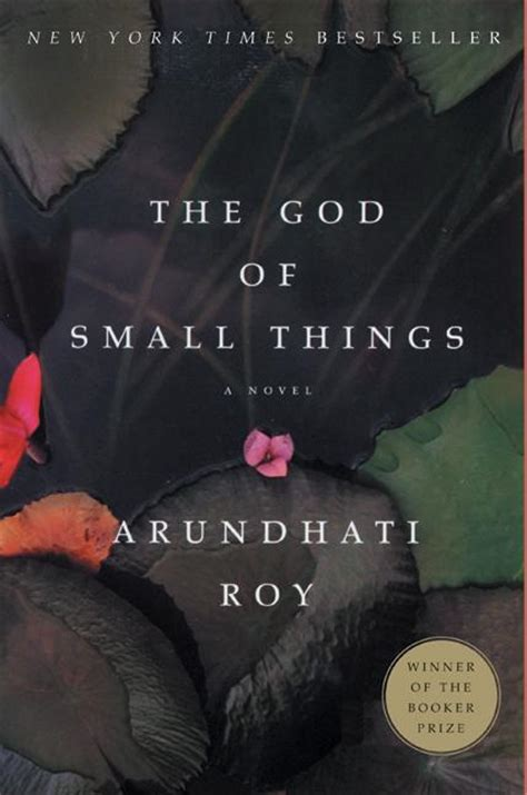 imagenations 134 the god of small things by arundhati roy