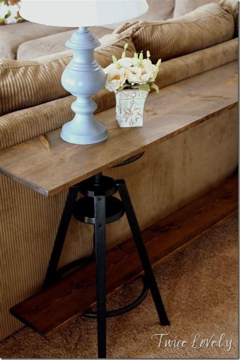 inexpensive sofa table easy inexpensive sofa table diy sofa