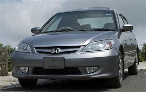 2005 honda civic light 2004 05 honda civic coupe sedan clear oem style fog lights