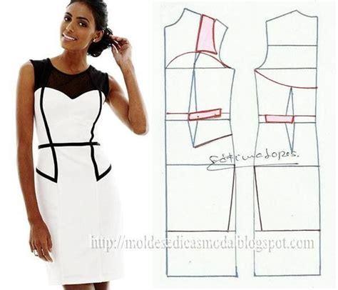 pattern maker education passo a passo transforma 199 195 o de vestidos passo vestido e