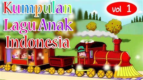 Lagu Lagu Pelangi Anak Vol 6 kumpulan lagu anak indonesia populer 15 menit vol 1
