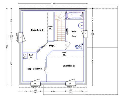 comment am駭ager une chambre de 12m2 plans et image de notre maison notre maison 224 revel 31