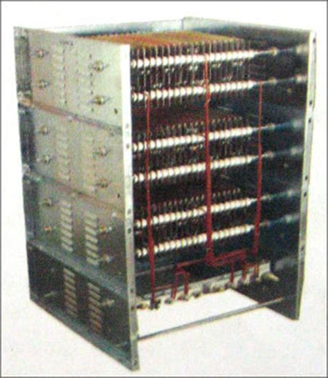 grid resistors punched grid resistor assembly in okhla ii new delhi delhi india lachhman electronics