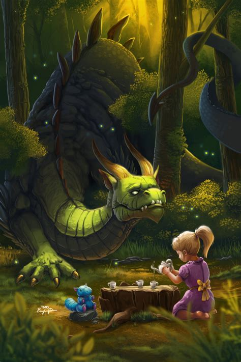 libro the moonshine dragon little tea time by tsaoshin on