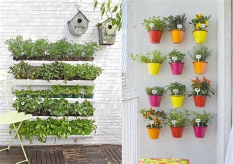 Pflanzenwand Balkon