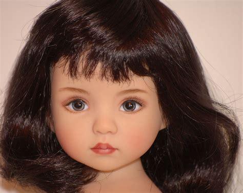 anatomically correct leia doll dianna effner dianna effner 13 vinyl doll by kuwahi