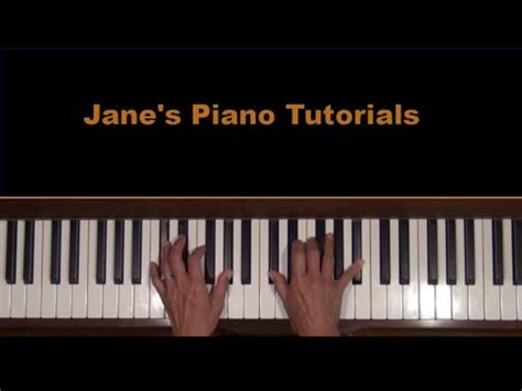 tutorial piano the heart asks pleasure first the heart asks pleasure first piano tutorial slowed 1