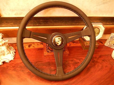 Porsche Lenkrad by 212 Porsche Leather Steering Wheel