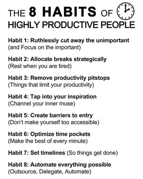 daily habit makeover beat procrastination get more productive focus better and become healthier in and mind books 25 unique time management techniques ideas on