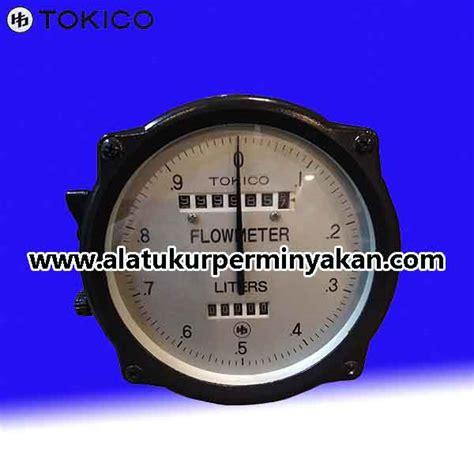 Jual Tokico Flow Meter flow meter tokico dn 15 mm jual flowmeter tokico 1 2