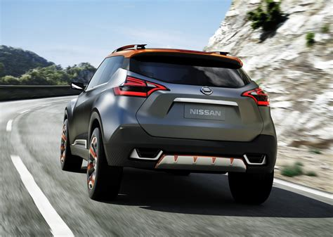 kicks nissan nissan kicks concept previews brazil only production model