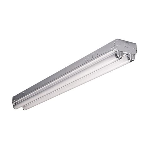 4 Foot Fluorescent Shop Light Fixture 4 Ft White Led Shop Fluorescent 4 Foot Light Fixtures