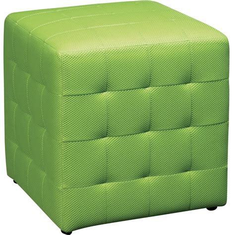 fabric cube ottoman in ottomans