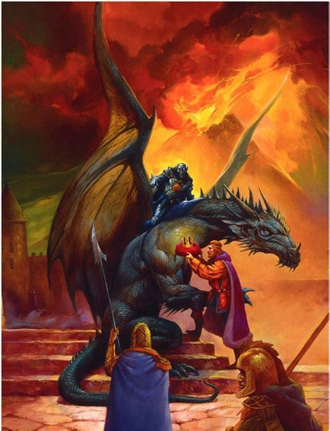 Dragonlance Jeff Easley By Krynn by 192 Best Dragonlance Cover Images On Cover