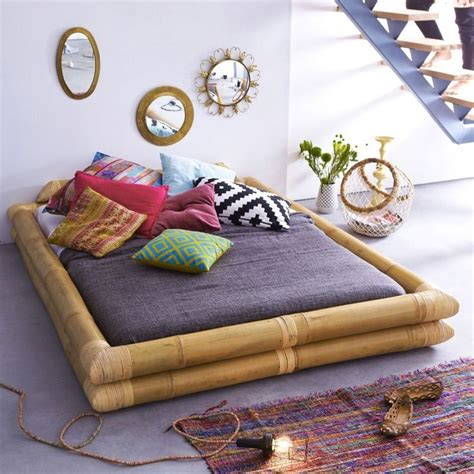 Diy Futon Bed by 25 Best Ideas About Bamboo Furniture On