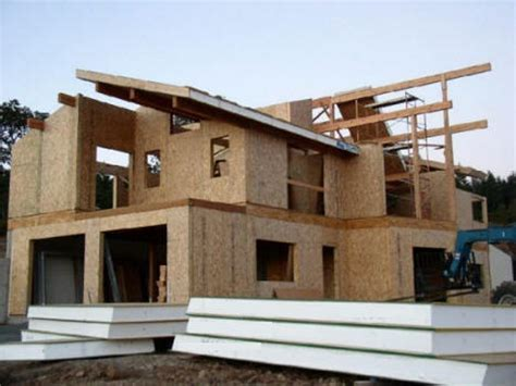 Structural Insulated Panels for Building Homes   BEST
