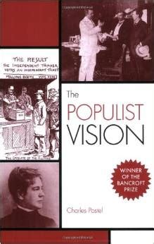 the populist persuasion an american history books charles postel department of history