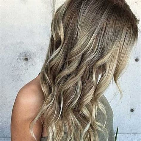 ash brown hair with pale blonde highlights 50 charming brown hair with blonde highlights suggestions
