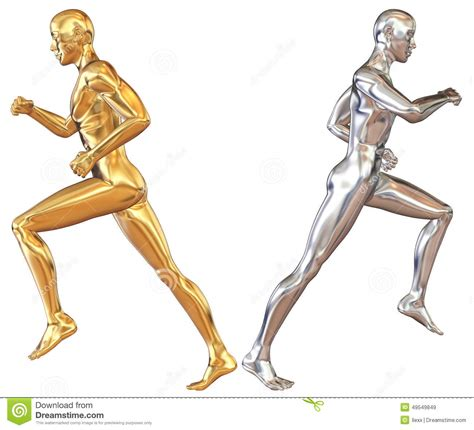 figure images figure of a running stock illustration image 49549849