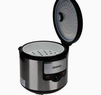 Rice Cooker Denpoo 1 Liter rice cooker denpoo peralatan rumah tangga modern