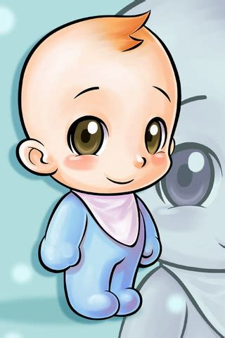 cute anime wallpaper for android phone cute little baby android themes android mobile
