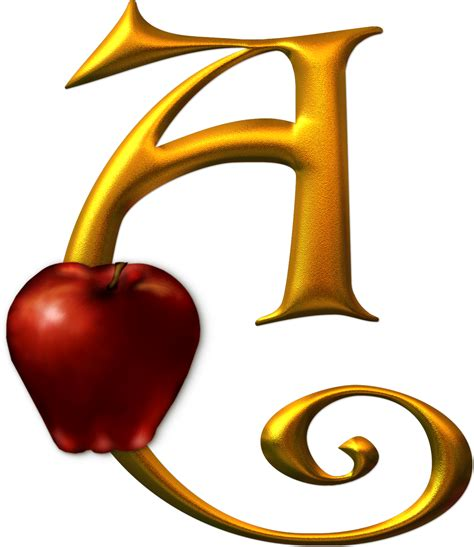 imagenes png letras marcos gratis para fotos abecedario de frutas y flores png