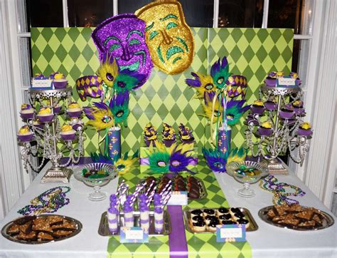 party themes mardi gras mardi gras fat tuesday mardi gras party ideas photo 5 of
