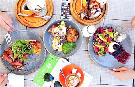 tiisch bottomless brunch the perth cafes you should have had breakfast at tiisch