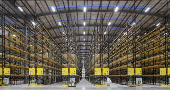 warehouse led lighting led professionals
