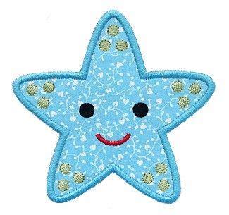 free embroidery applique free embroidery design starfish applique i sew free