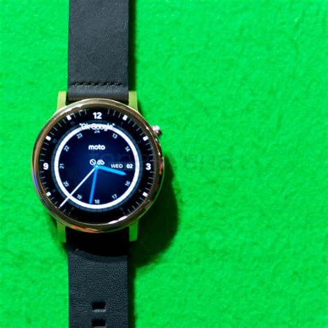 Baterai Moto 360 1 motorola moto 360 2015 photo gallery