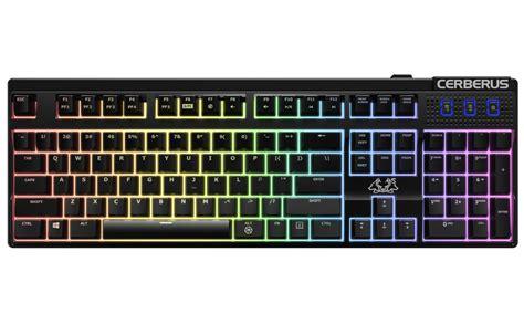 Keyboard Asus Cerberus asus cerberus rgb mech led backlit usb gaming keyboard