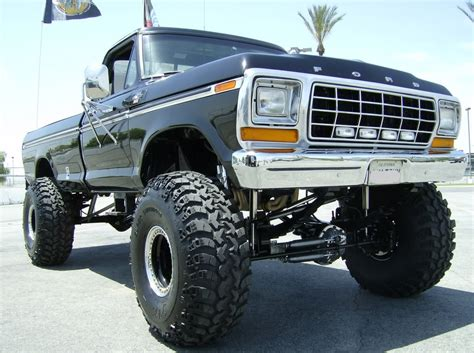 jacked up trucks jacked up ford pickup trucks for sale google search