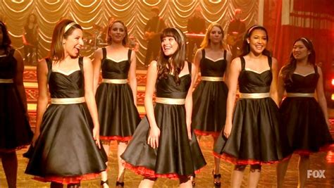 sectionals season 3 glee vanessa lengies photos photos glee season 3 episode 14
