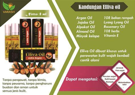 cara pemakaian elliva oil minyak varash 082146353335