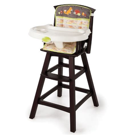 summer infant classic comfort wood high chair best baby high chairs reviews and deals in february 2018