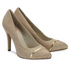 Pink Paradox Charlotte Beige   Wedding Shoes   Crystal