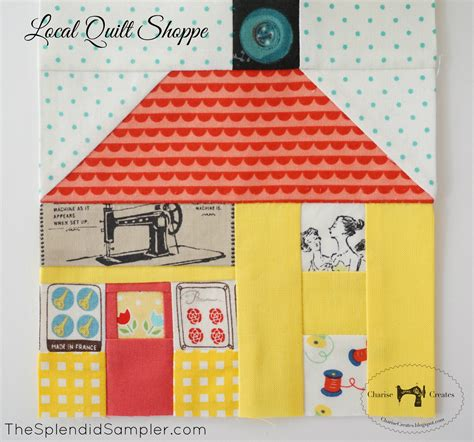 Sew Quilt Shop by Charise Creates The Splendid Sler Local Quilt Shop